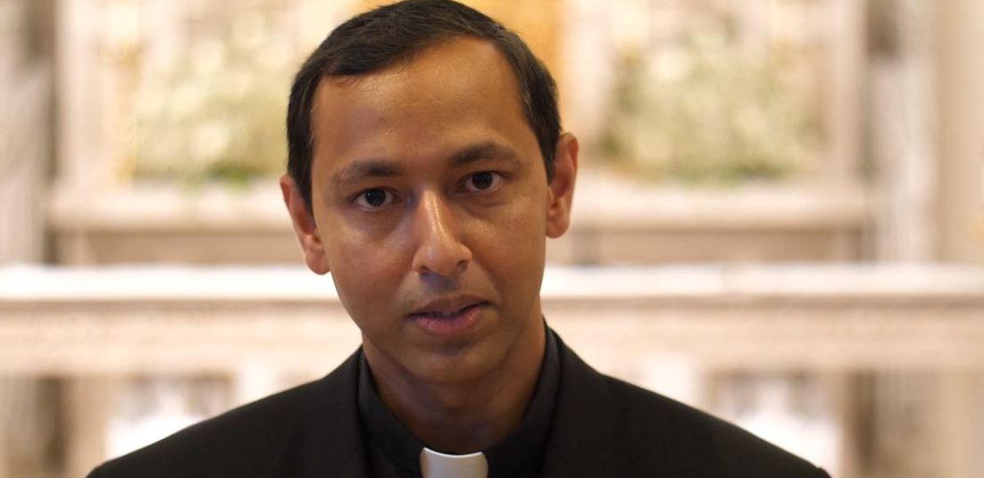 Fr. Jolly Video–Living with cancer