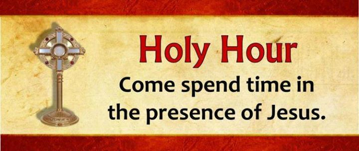 Holy Hour for Youth