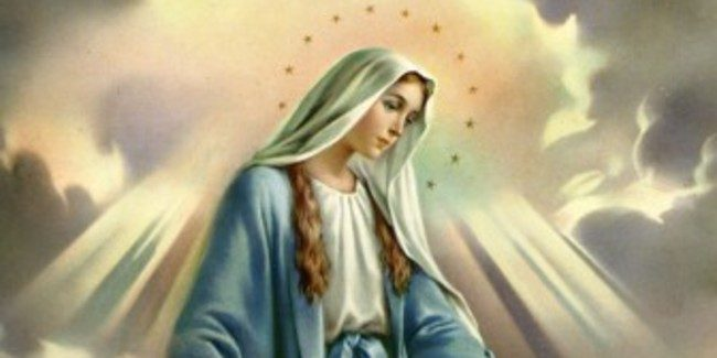 Feast Of The Immaculate Conception Of The Virgin Mary St Louis