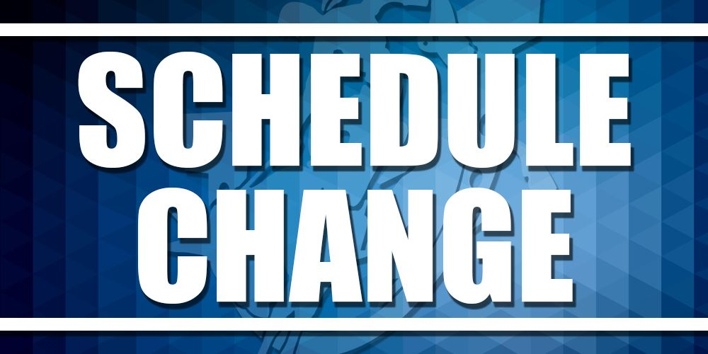 Weather Related Schedule Changes